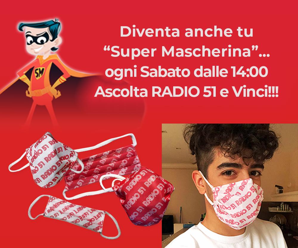 Shop Radio 51 Banner Quadrato
